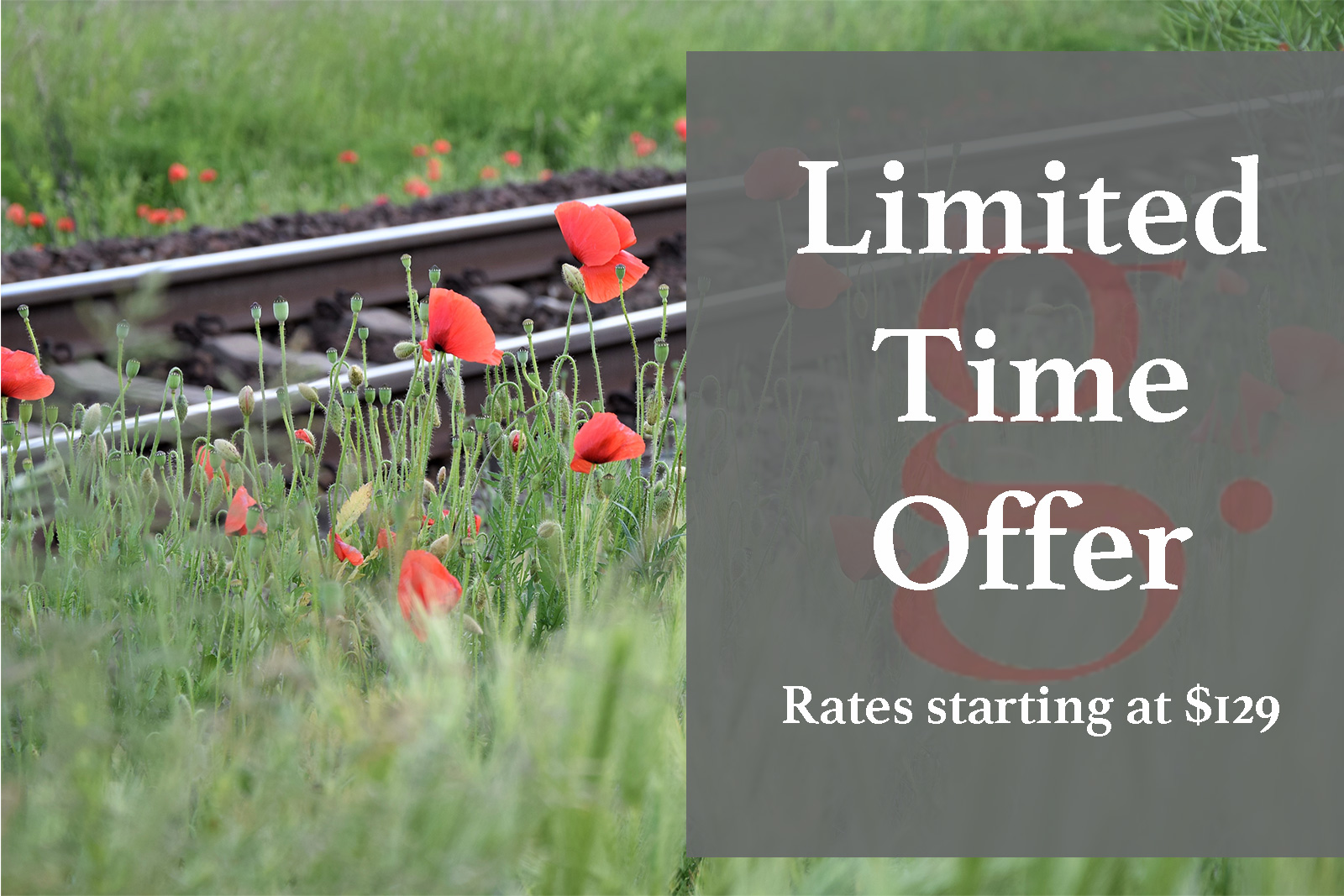 Limited Time Offer at The George Hotel in College Station, Texas